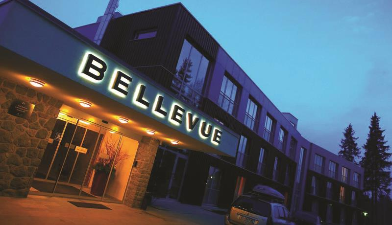 Hotel Bellevue★★★★