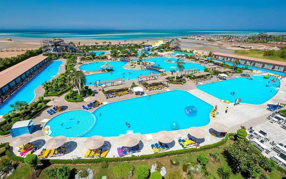 Hurgada- Cesar Palace (ex Mirage aqua Park) 5*
