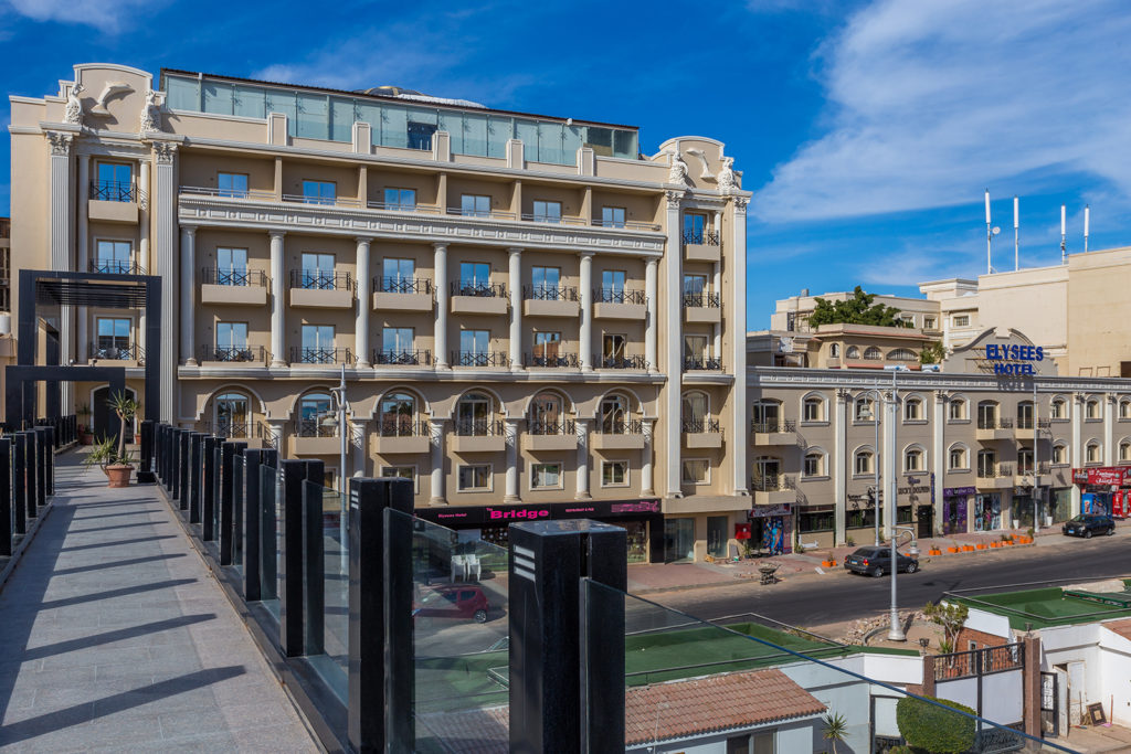 Hurgada - Elysees Hotel 4*