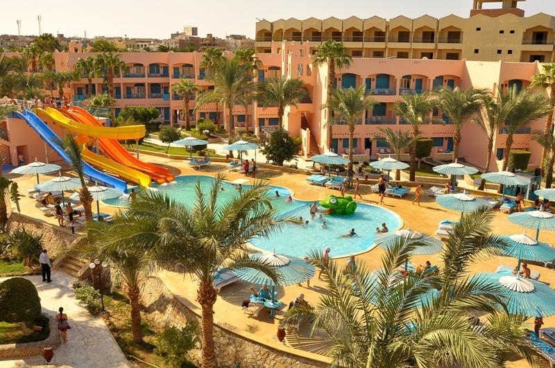 Hurgada – Le Pacha Beach Resort 4*