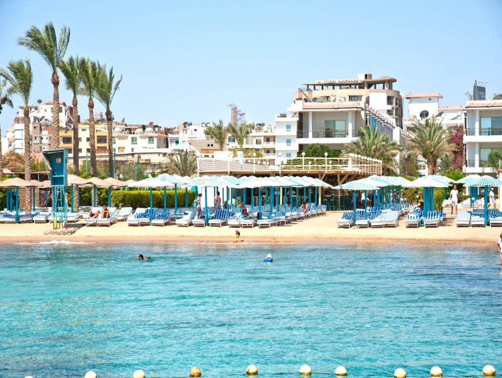 Hurgada – Mina Mark Beach Resort 3+*