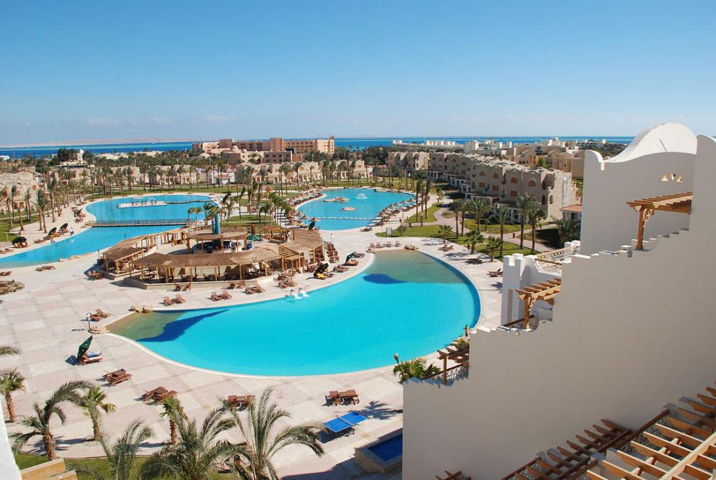 Hurgada - Royal Lagoons Aqua Park & Spa Resort 5*