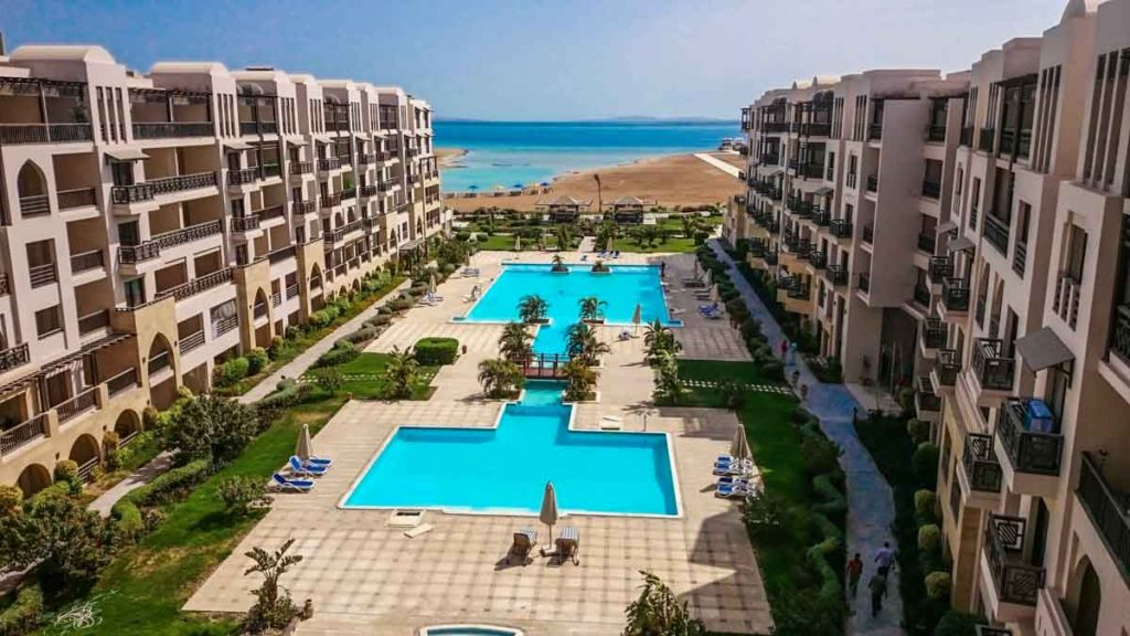 Hurgada - Samra Bay Hotel & Resort 4*