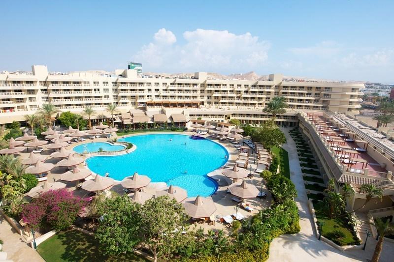 Hurgada - Sindbad Aqua Hotel 4*