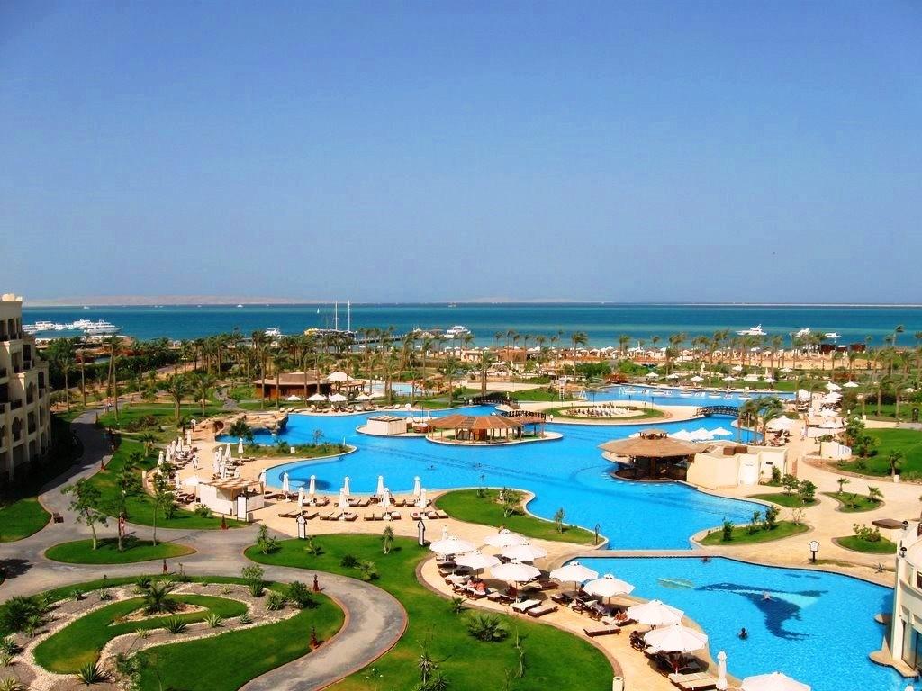 Hurgada – Steigenberger Al Dau Beach 5*