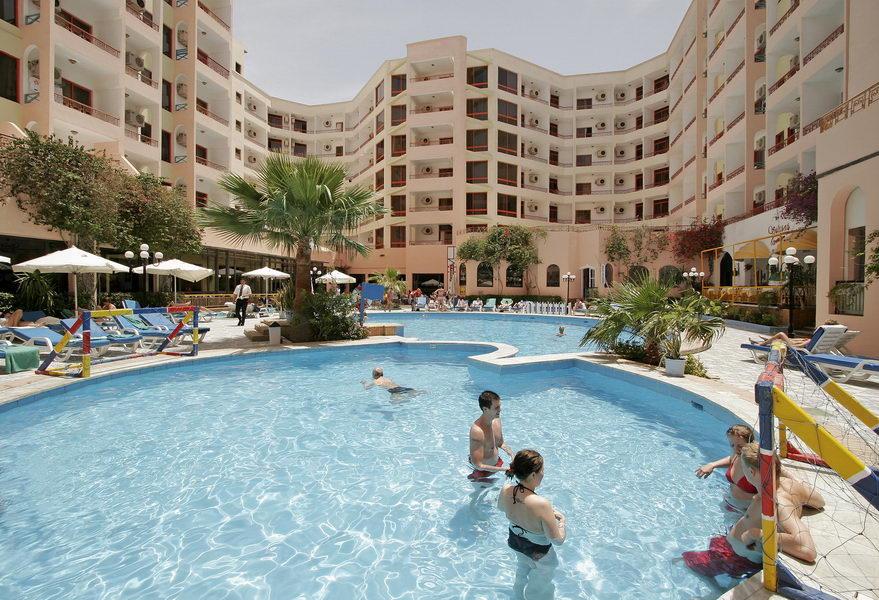 -Hurgada – Triton Empire Hotel 3*
