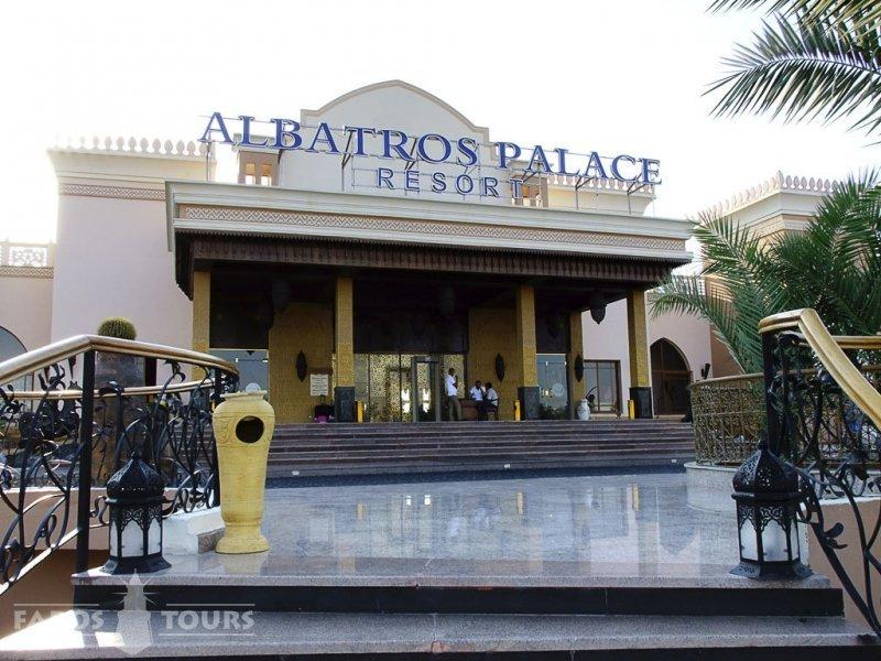 Hurgada – Albatros Palace Resort & Spa 5*