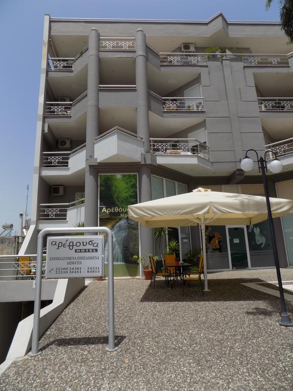 App.Hotel, Arethousa