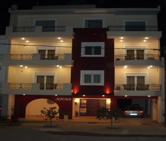 Edipsos, App/Hotel Niovi