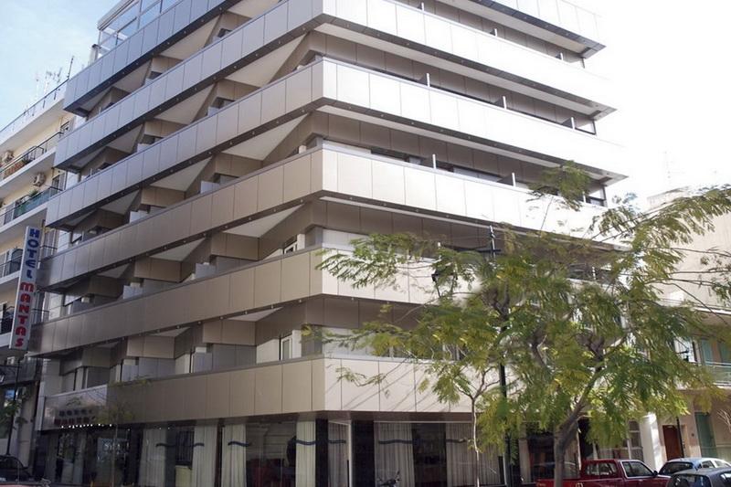 HOTEL MANTAS 4*