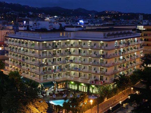 Ljoret de Mar, Hotel Acapulco ★★★★