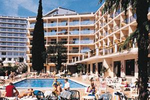 Kalelja, Hotel Bon Repos ★★★