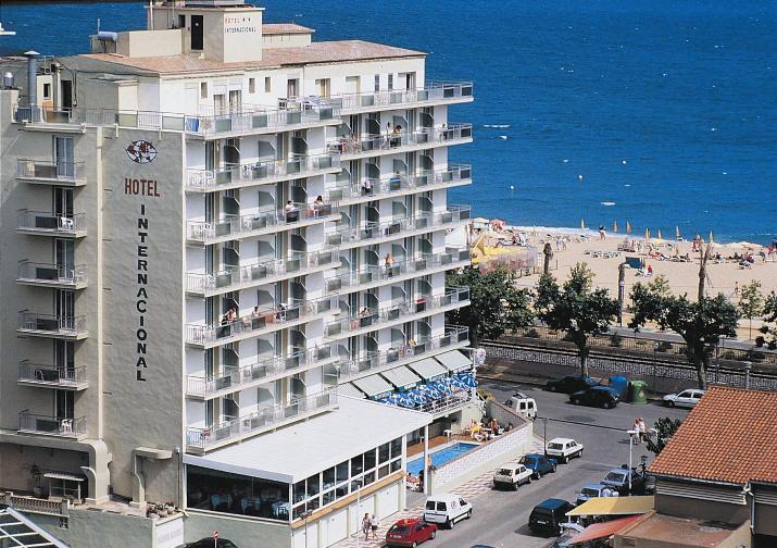 Kalelja, Hotel Internacional ★★