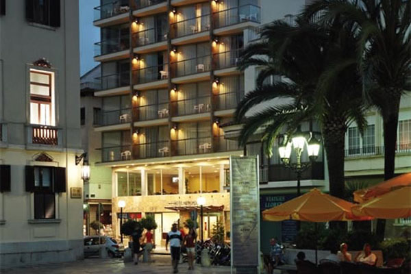 Ljoret de Mar, Hotel Metropol ★★★★