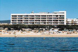 Kalelja, Hotel Mont Rosa ★★★