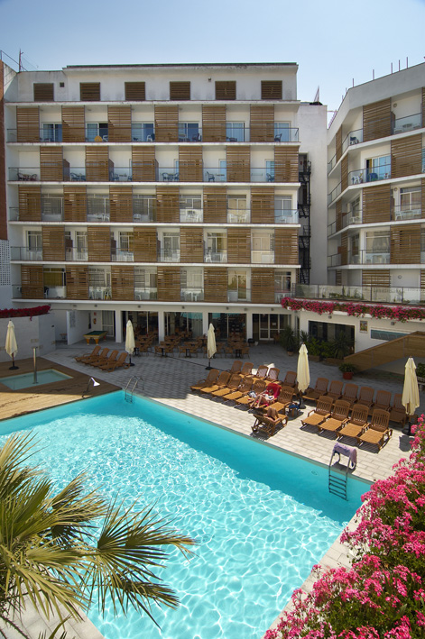Ljoret de Mar, Hotel Alegria Plaza Paris ★★★★