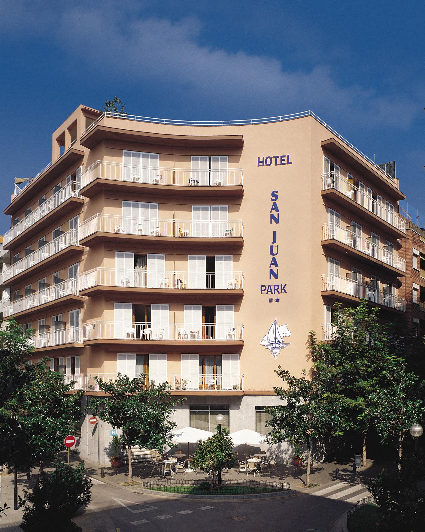 Ljoret de Mar, Hotel San Juan Park ★★