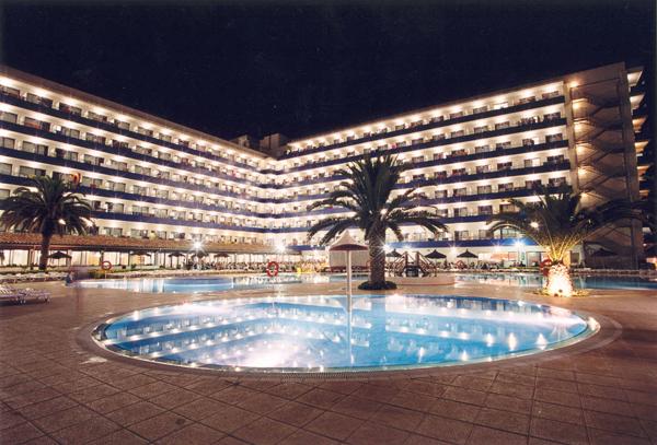 Santa Suzana, Hotel Tahiti Playa ★★★★