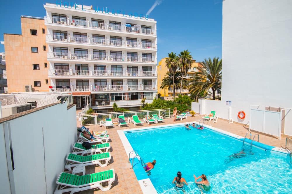 Hotel Amic Miraflores ★★★ Can Pastilla