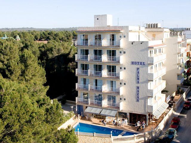 Hotel Palma Mazas ★★★El Arenal