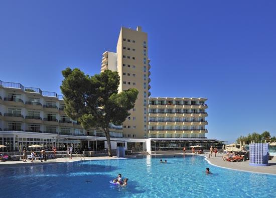 Hotel Sol Barbados ★★★ Magalluf