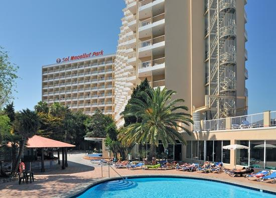 Hotel Sol Katamandu Resort ★★★ Magalluf